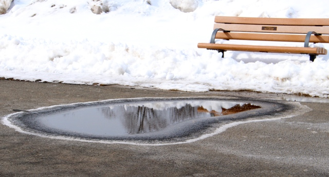 Reflections of Winter 2015.